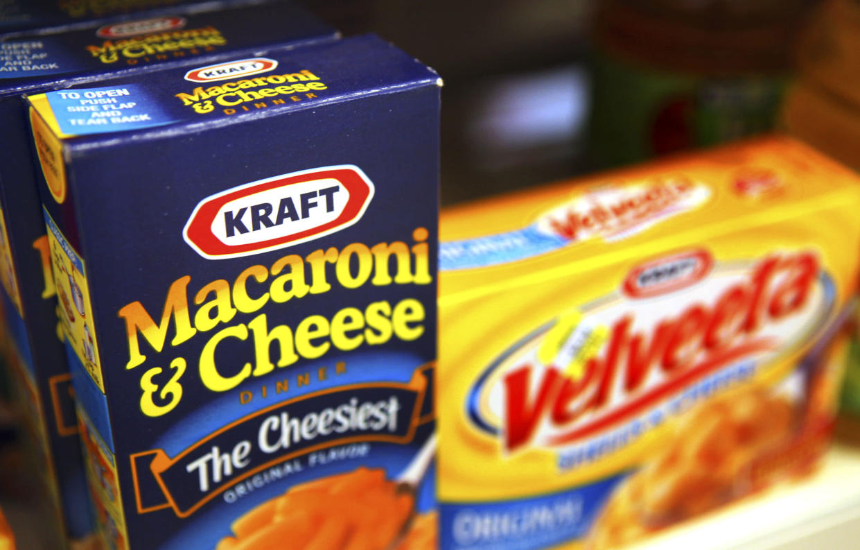 Kraft is asking Super Bowl viewers to send in photos and videos of their families.