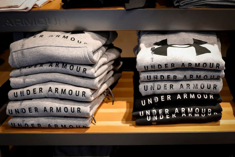 Under Armour warns 2nd quarter revenue could more than halve, shares tank