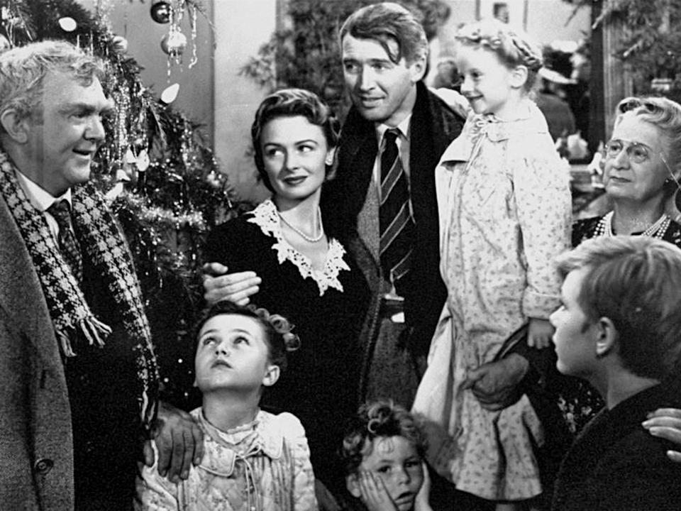 Family values: 'It's a Wonderful Life'AP