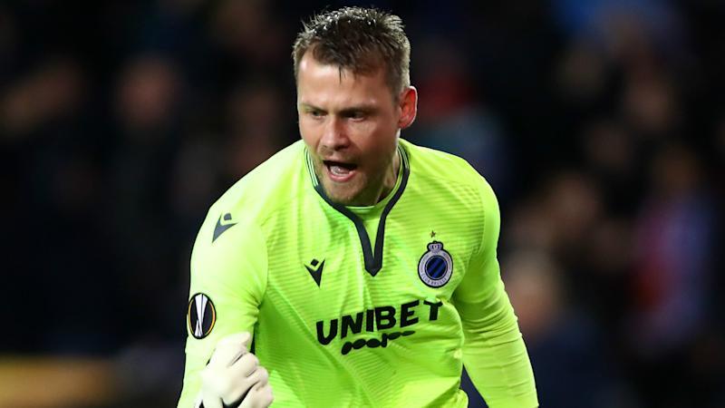 Mignolet says Club Brugge players found out about title win through text message