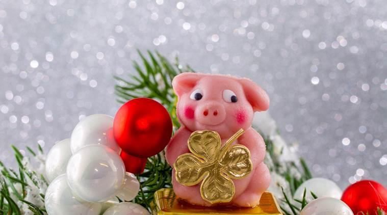 good luck charms, Christmas, New Year, indian express news