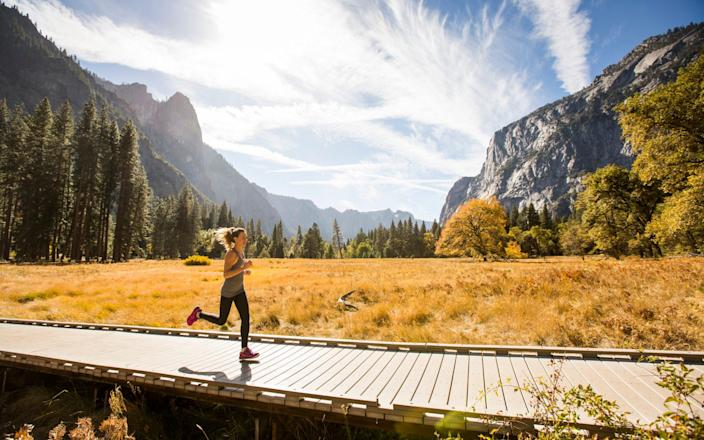 Yosemite boasts one of the most magnificent mountain ranges in the US - Jordan Siemens