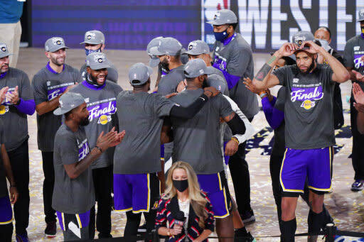 The NBA Finals: Why The Lakers Will Win The Championship