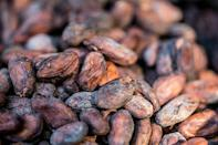 Haiti is slowly developing its cocoa industry and is targeting international markets