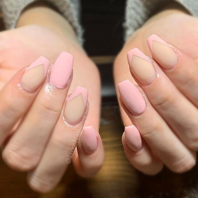 "<p>A Valentine's Day nail that Baby Spice would approve of. </p><p><a href=""https://www.instagram.com/p/CKPjXGNAqKI/?utm_source=ig_embed&utm_campaign=loading"" rel=""nofollow noopener"" target=""_blank"" data-ylk=""slk:See the original post on Instagram"" class=""link rapid-noclick-resp"">See the original post on Instagram</a></p>"