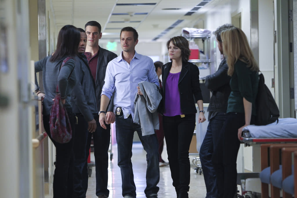 "<b>""CSI: NY""</b><br><br>Friday, 5/11 at 9 PM on CBS<br><br><a href=""http://yhoo.it/IHaVpe"">More on Upcoming Finales </a>"
