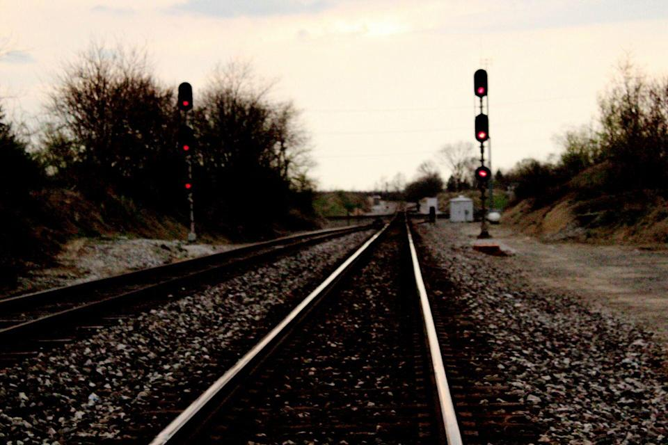 """<p>According to legend, sometime in the 1960s, a school bus in Dubois County suddenly stopped on the railroad tracks, and a train barreled right through it, killing all the children inside. </p><p>Those who are brave enough to visit the scene of the supposed accident, which has since been dubbed """"<a href=""""https://www.courierpress.com/story/news/local/2018/10/13/southern-indiana-legend-terrifying-but-true/1613682002/"""" rel=""""nofollow noopener"""" target=""""_blank"""" data-ylk=""""slk:Devil's Road"""" class=""""link rapid-noclick-resp"""">Devil's Road</a>,"""" are allegedly visited by the spirits of the dead children. Some even put baby powder on their cars and claim that handprints suddenly appear.</p>"""