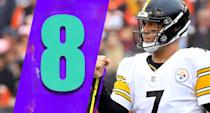 <p>For all the issues through the first six weeks, the Steelers are in first place, thanks to a very fortunate bye week in which the rest of the AFC North went 0-3. (Ben Roethlisberger) </p>
