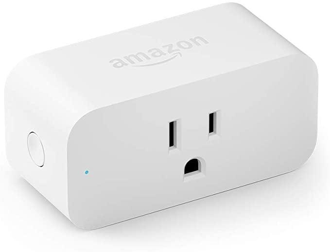 <p>Control any appliance or electronic in your home with the <span>Amazon Smart Plug, Works With Alexa</span> ($25). Schedule lights, fans, and appliances to turn on and off automatically, or control them remotely when you're away. </p>
