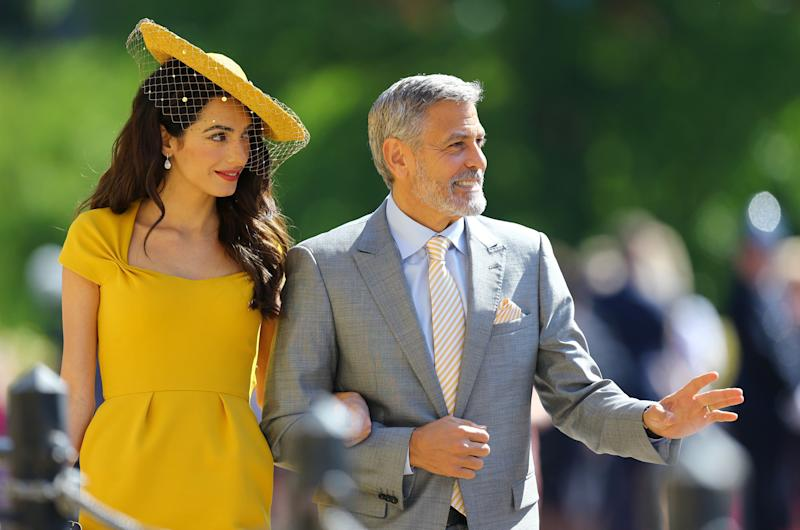 Here are some of the famous folks who attended the wedding of Prince Harry and Meghan Markle on May 19, 2018.
