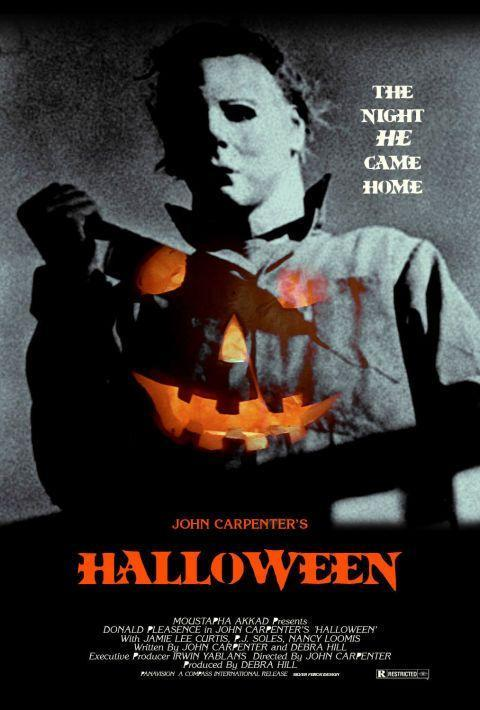 """<p>The knife-wielding Michael Myers made his film debut on October 25, 1978<span class=""""redactor-invisible-space""""> in <em>Halloween</em>. The movie went on to become a lengthy film franchise. As you'd expect, Mike Myers's navy blue jumpsuit and white mask can still be found in costume stores today. </span></p>"""