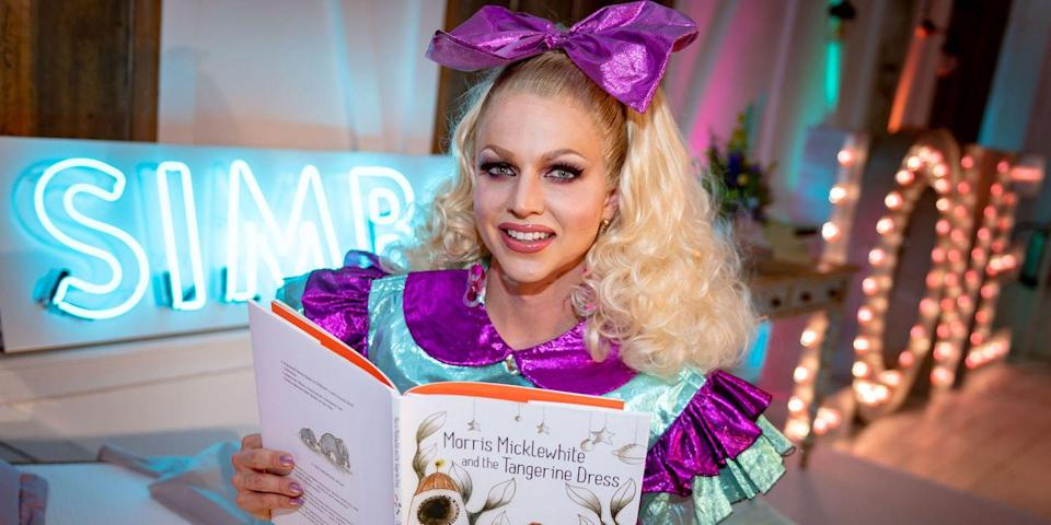 Celebrity Big Brother winner Courtney Act