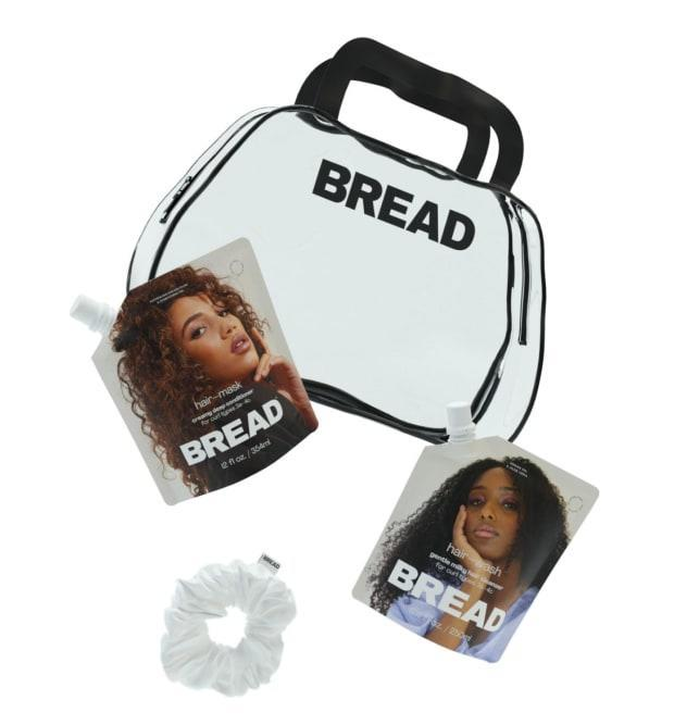 """<p>Bread Beauty Supply Snac Pac Travel Size Wash-Day Essentials for Curly & Textured Hair, $24, <a href=""""https://shop-links.co/1722176453086535873"""" rel=""""nofollow noopener"""" target=""""_blank"""" data-ylk=""""slk:available here"""" class=""""link rapid-noclick-resp"""">available here</a>.<br></p>"""
