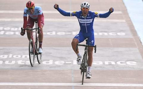 Final lap - Philippe Gilbert claims Paris-Roubaix – but how did veteran Belgian claim historic Deceuninck-Quick Step win?