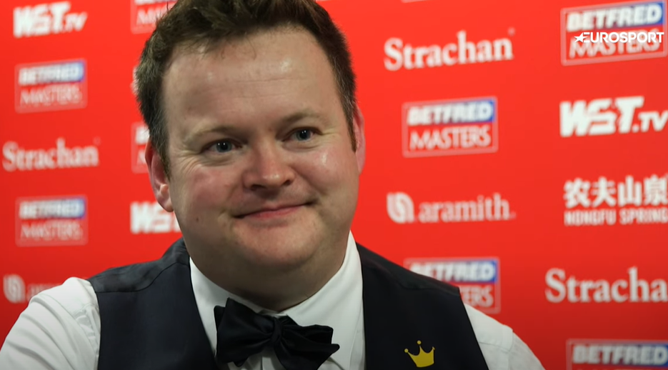 Shaun Murphy is defending his Welsh Open title at Celtic Manor