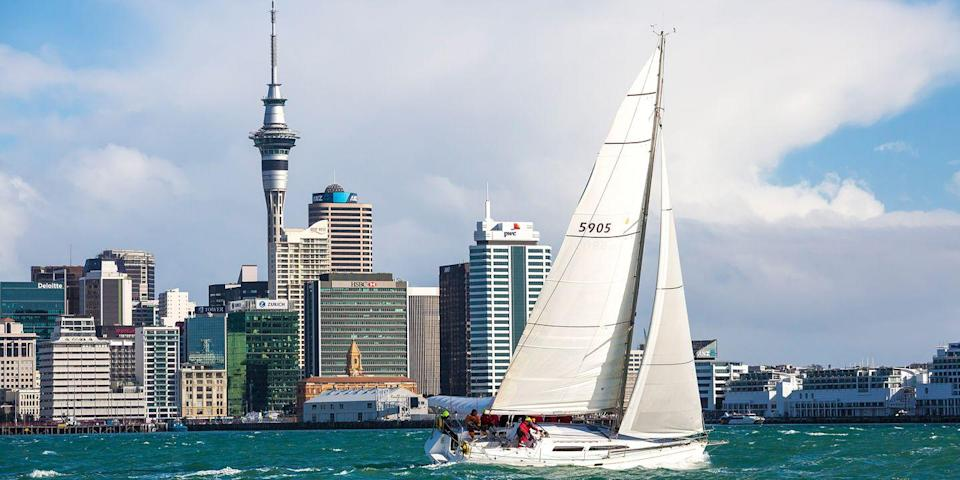 """<p>Harbor cruises, bungee jumping, and seeing Maori-focused exhibits are some of the top things do in <a href=""""https://www.bestproducts.com/fun-things-to-do/a1606/things-to-do-in-auckland/"""" rel=""""nofollow noopener"""" target=""""_blank"""" data-ylk=""""slk:Auckland"""" class=""""link rapid-noclick-resp"""">Auckland</a>, New Zealand's largest city. The city straddles two harbors, so you're never far from the water, plus, the 1,076-foot <a href=""""https://go.redirectingat.com?id=74968X1596630&url=https%3A%2F%2Fwww.tripadvisor.com%2FAttraction_Review-g255106-d256867-Reviews-Sky_Tower-Auckland_Central_North_Island.html&sref=https%3A%2F%2Fwww.redbookmag.com%2Flife%2Fg37132507%2Fup-and-coming-travel-destinations%2F"""" rel=""""nofollow noopener"""" target=""""_blank"""" data-ylk=""""slk:SkyTower"""" class=""""link rapid-noclick-resp"""">SkyTower</a> has jaw-dropping skyline views. Dine at the trendy <a href=""""https://go.redirectingat.com?id=74968X1596630&url=https%3A%2F%2Fwww.tripadvisor.com%2FRestaurant_Review-g255106-d2307643-Reviews-Depot_Eatery_Oyster_Bar-Auckland_Central_North_Island.html&sref=https%3A%2F%2Fwww.redbookmag.com%2Flife%2Fg37132507%2Fup-and-coming-travel-destinations%2F"""" rel=""""nofollow noopener"""" target=""""_blank"""" data-ylk=""""slk:Depot Eatery and Oyster Bar"""" class=""""link rapid-noclick-resp"""">Depot Eatery and Oyster Bar</a>, and stay at <a href=""""https://go.redirectingat.com?id=74968X1596630&url=https%3A%2F%2Fwww.tripadvisor.com%2FHotel_Review-g255106-d256858-Reviews-SKYCITY_Grand_Hotel-Auckland_Central_North_Island.html&sref=https%3A%2F%2Fwww.redbookmag.com%2Flife%2Fg37132507%2Fup-and-coming-travel-destinations%2F"""" rel=""""nofollow noopener"""" target=""""_blank"""" data-ylk=""""slk:SkyCity Grand Hotel"""" class=""""link rapid-noclick-resp"""">SkyCity Grand Hotel</a>. Plus, a new waterfront Sofitel debuts this fall.</p>"""