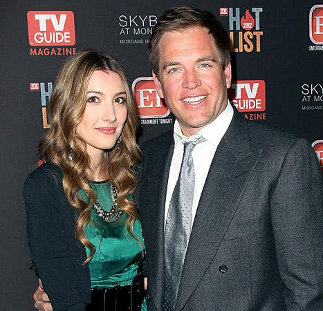 Michael Weatherly, NCIS Star, Welcomes Baby Boy Liam Weatherly With Wife Bojana Jankovic
