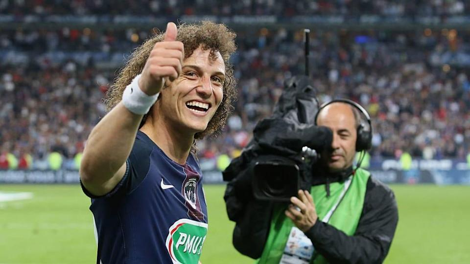 David Luiz | Jean Catuffe/Getty Images
