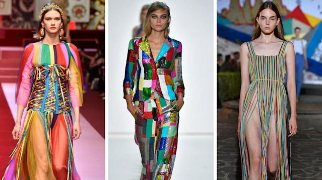 How To Make Spring's Boldest Trends Actually Wearable