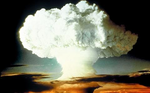 The 1983 false alarm is perhaps the closest the world has come to nuclear war - Credit:  Getty Images Contributor