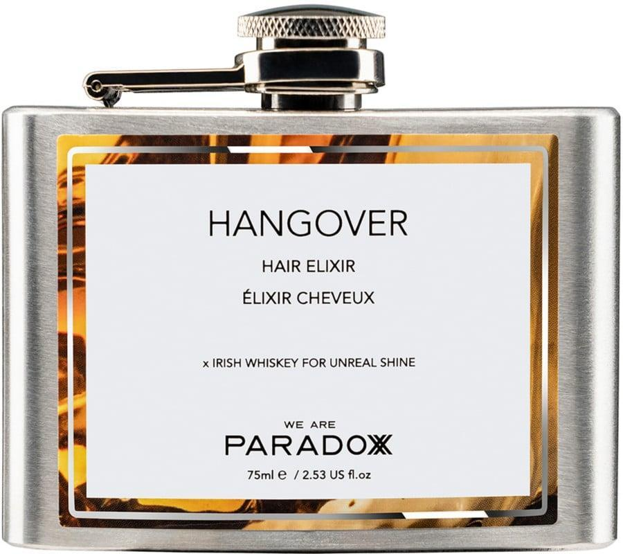 <p>The <span>We Are Paradoxx Hangover Hair Elixir</span> ($35) has Irish whiskey in it for strength and shine.</p>