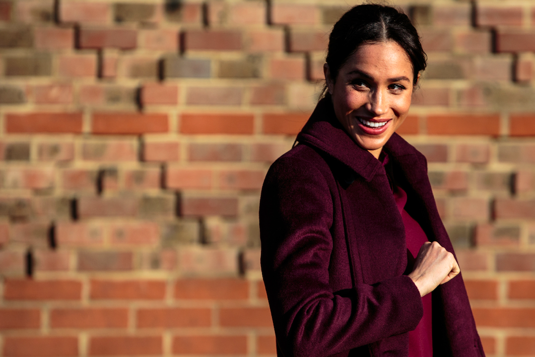 <p>What a year it has been for Meghan Markle – a wedding and a baby on the way. And, more importantly, coming in 4th place on the most-searched placings. (Getty) </p>