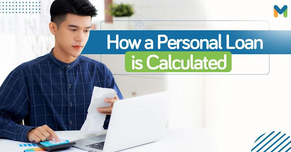 how a personal loan is calculated | Moneymax