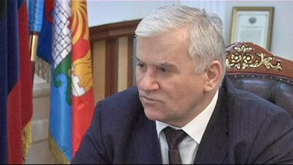 Dagestan mayor detained by Russian security forces