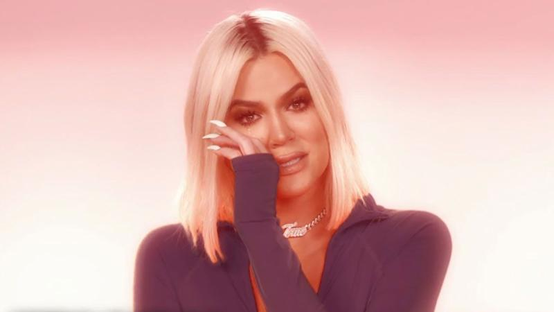 Khloe Kardashian Breaks Down Over Cheating Scandal in New 'KUWTK' Promo: 'My Family Is Ruined!'