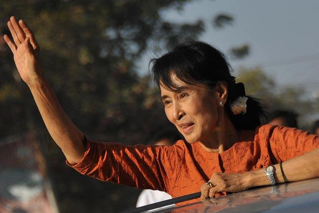 If success is a journey and not a destination, then Suu Kyi is a living embodiment of accomplishment. Because, through her two decade long struggle to bring democracy to Burma, she has maintained that the quintessential revolution is that of the spirit. Branded as a 'terrorist' by the junta and placed under house arrest since 1990, the leader of the National League for Democracy has handled her ordeal with extraordinary grace and dignity. At the age of sixty four, her zeal has not diminished, and her people march to that elusive quest of freedom and democracy.