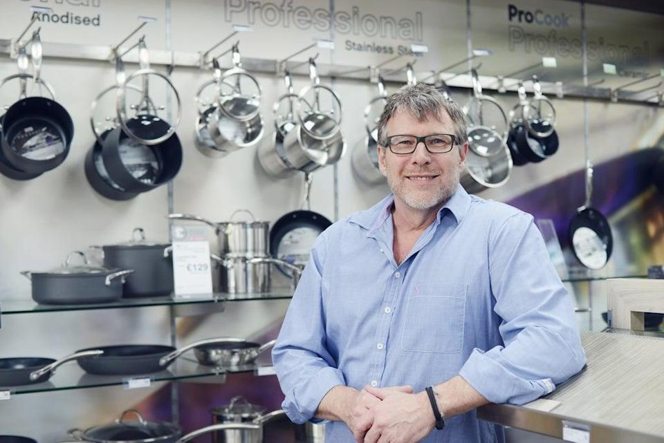Daniel O'Neill is the founder of ProCook (procook press image)
