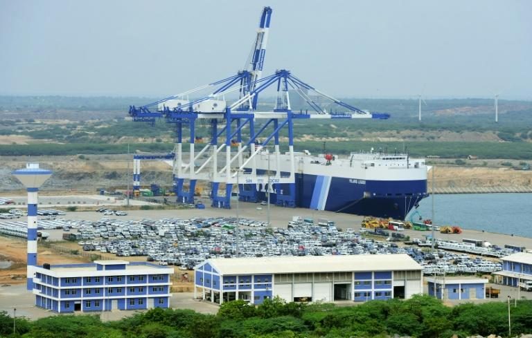 Sri Lanka to ink Hambantota port deal with China Saturday: PM