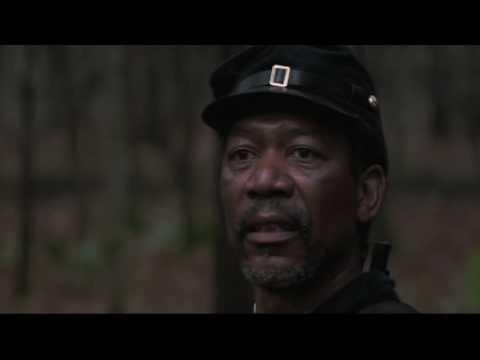 """<p>The story of the US' second African-American regiment (primarily comprising of former slaves) in the Civil War saw Denzel Washington win his very first Oscar (for Best Supporting Actor). </p><p><a href=""""https://www.youtube.com/watch?v=0hVrYRqeT5M"""" rel=""""nofollow noopener"""" target=""""_blank"""" data-ylk=""""slk:See the original post on Youtube"""" class=""""link rapid-noclick-resp"""">See the original post on Youtube</a></p>"""