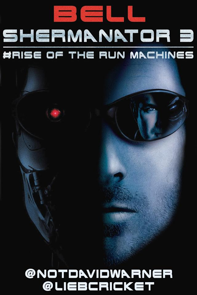 Based on Terminator 3: Rise of The Machines.