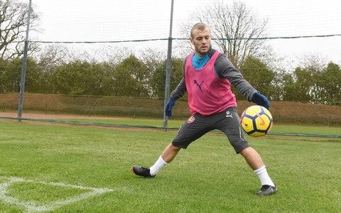 "Jack Wilshere has revealed how Arsene Wenger told him he probably did not have a future at Arsenal and could leave – and admitted that he feared he had little chance of making England's World Cup squad. During a frank conversation, Wenger said Wilshere should consider looking for another club because he was not planning to offer the midfielder a new contract. And even informed Wilshere while he was sitting on an exercise bike. The discussion took place during pre-season training last summer. ""It was an honest conversation,"" Wilshere explained. ""We have known each other long enough where we can have that relationship where we are honest with each other. It was boiling up for a while because everybody knew I had a year left on my deal and I had been out on loan, got injured, and wasn't really in his plans. ""He said, 'I am going to be honest with you and at the moment we are not going to be offering you a contract, so if you can get a contract somewhere else, you can go'. Obviously I was not happy with that, but at the same time I was happy he was being honest. ""He gave me the opportunity with three or four weeks left in the transfer window, but I did not find anything that I wanted and at the same time I was not really fit, so I decided that I wanted to stay and build up my fitness. He also said at the same time that if I did stay I had an opportunity to fight for my place, and if I performed well in the Carabao Cup and Europa League, I had a chance."" Jack Wilshere in action against AC Milan in the Europa League Credit: GETTY IMAGES The discussion did not take place in Wenger's office. ""I was on the bike in the gym, so I didn't leave the room,"" Wilshere added. ""It was a strange one, because maybe part of me knew all this already – all I needed was some clarity on where I stood in the football club. He also said to me that he understands I am in a good position. ""How I felt after? I don't really know, it is hard to say. It did make me think because he had said I could fight for my position. And I always had confidence I could get back into the midfield if I got my fitness back and kept it – and I did that. I proved that I could get into that team."" Wilshere has done just that. There have been so many injuries, so many false dawns, so much frustration around the 26 year-old's career, but he has forced his way back into the Arsenal side and, with that, proven his fitness to England manager Gareth Southgate enough to earn a recall for the friendlies against Holland and Italy as the countdown begins to the World Cup. Did Wilshere fear his chances of playing in that tournament were over? ""I think that is fair to say because I wasn't getting in the Arsenal team and the manager said I could leave if I wanted to,"" Wilshere said. ""I was in the position that I did not know what was going to happen in the coming season. Wilshere -Puffed ""I chose to stay and fight and I was always confident in my ability but, at the end of the day, it is down to the manager and whether he puts you in the team or not. Thankfully he has and I have stayed in there. I have always had the confidence in myself and felt that if I got in there I could put in the performances that would give me the opportunity to be back here with England. But it is down to the manager of Arsenal for picking me, so I am thankful for that."" However, Wilshere is still to sign a new contract at Arsenal, who he joined aged nine, and now has little over three months left on his current deal. Talks have taken place but no agreement has been reached with the club having asked Wilshere to accept a reduced basic salary. Wenger has said he would like the situation resolved but Wilshere said although ""ideally"" he would want it ""sorted"" it would not concern him if he went to the World Cup without an agreement. ""I don't think it would be a distraction because this is probably one of the most important years of my career and if I had let the contract and the future go to my head and I had worried about that, I would have probably ended up leaving in January,"" Wilshere explained. ""I just wanted to focus on getting fit, getting back in the Arsenal team and then hopefully getting back here. Jack Wilshere has battled back from niggling injuries Credit: GETTY IMAGES ""I have got three months left on my contract. Ideally, yes, I want it sorted as soon as possible. I want to go to the World Cup and enjoy it but we have three months until then and a lot can happen. Ideally from my point of view and the club's point of view, they will probably want it sorted."" He also appreciates the ""faith"" Wenger put in him. The fact that Wilshere is producing his best form since his first serious injury in 2011 has raised the prospect of other big clubs coming in, with AC Milan coach Gennaro Gattuso praising him after last week's Europa League tie. ""He combines English grit with Spanish technique,"" Gattuso said. So would Wilshere consider eventually moving abroad? ""I wouldn't say no,"" Wilshere said. ""Obviously when I decided to leave Arsenal a few years ago, when I went to Bournemouth on loan, there was a few options from abroad (including an offer from Roma). But it just felt it wasn't the right time in my career because I'd missed too much Premier League football and I missed playing in the Premier League. But I definitely wouldn't say no."" Jack Wilshere arriving back in the UK after England's disappointing Euro 2016 campaign Credit: PA Wilshere has not played for England since their traumatic exit from Euro 2016 against Iceland. It has been a long way back. ""But I never gave up,"" he said. ""I never gave hope that I could do it again. I was in the squad 18 months ago and I didn't get the chance but I've always felt like it's somewhere I belong and I want to be involved in this. I had the vision going forward and now it's down to me to stake my claim. ""I feel I'm at a place in my career and in my life where I have accepted the past has happened and now I'm just focused on the future and improving myself. I know my body better than I have ever done. I know what to do with it and how to get the best out of it so I'm just focused on that."" So how close is he to, finally, fulfilling his potential? ""On a scale of 10? I dunno,"" Wilshere said. ""I am a player who always wants to give more. I should be scoring more goals. I am a little bit further back now (in midfield) but I want to be getting assists and getting more goals. I am not happy with the numbers this year. Having said that, I am coming from a position where I have been told I can leave. My main target was getting in the (Arsenal) team and staying there. I have done that."""