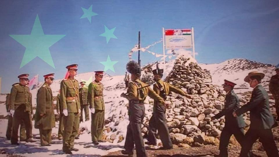 Months after Galwan clash, China admits five officers, soldiers died