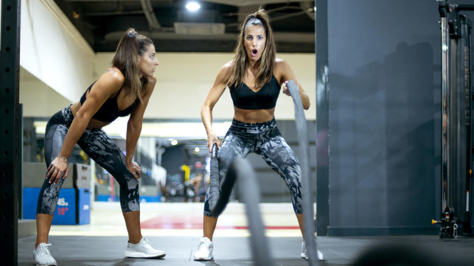 easy exercise swaps to breakout of a workout rut