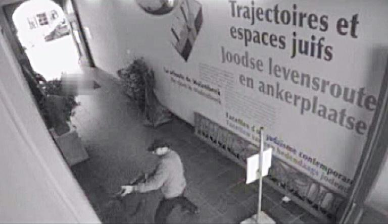 The deadly attack on the Jewish Museum in Brussels in May 2014 lasted just over a minute but four people were killed