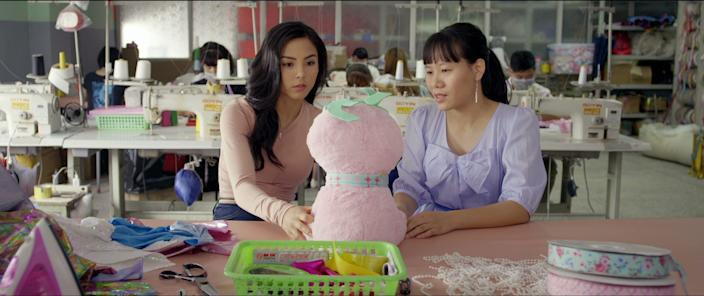 """Anna Akana stars in the 2019 Asian-directed comedy, """"Go Back to China."""""""