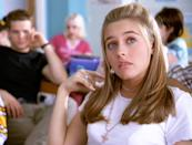 "LOS ANGELES - JULY 21: The movie ""Clueless"", written and directed by Amy Heckerling. Seen here, Alicia Silverstone (as Cher Horowitz). Theatrical wide release, Friday, July 21, 1995. Screen capture. Paramount Pictures. (Photo by CBS via Getty Images)"