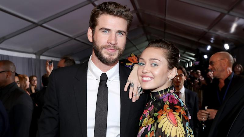 Liam Hemsworth Just 'Wants What's Best' For Miley—So Mature