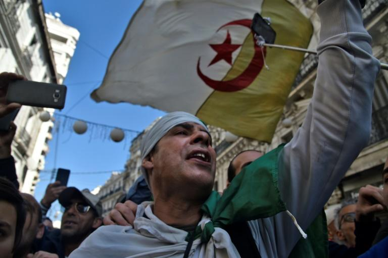 But the deep-seated systemic reform sought by Algerian protesters remains elusive (AFP Photo/RYAD KRAMDI                        )