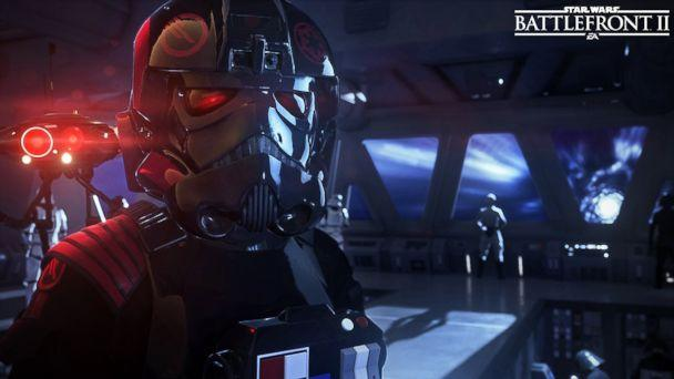 PHOTO: A scene from 'Star Wars: Battlefront II,' video game. (Electronic Arts)
