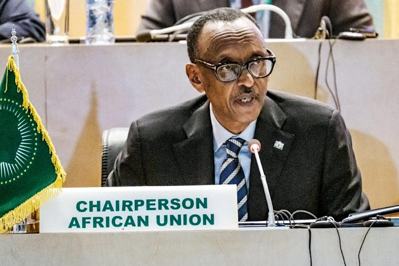Paul Kagame led efforts to make the African Union less dependent on outside donors
