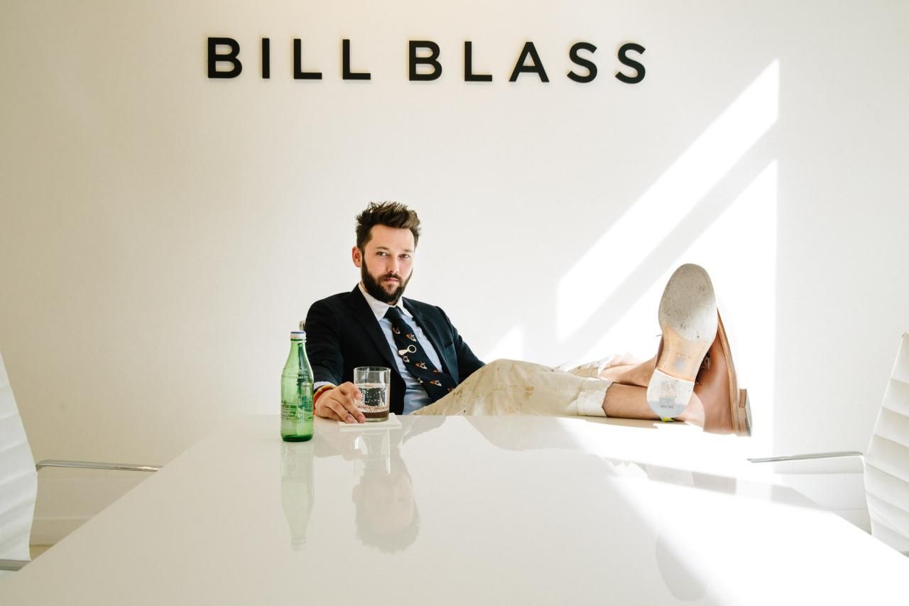 "<p>""I think it's not about recreating the past but it's certainly about leveraging it,"" he tells Yahoo Style about his new post at Bill Blass. <br /></p>"