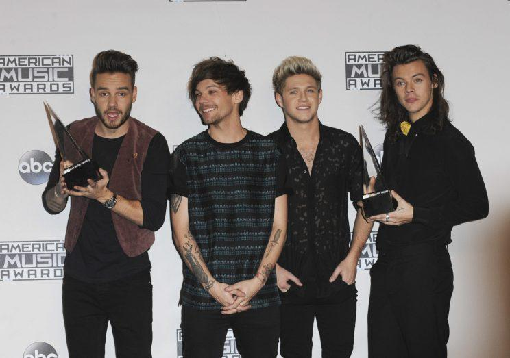 2) Dietro di lei gli One Direction con 110 milioni di dollari, ben 60 in meno della reginetta del country passata al pop.