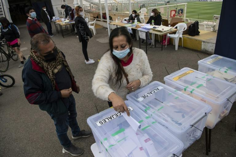 Eighty percent of Chileans who took part in a referendum in 2020 voted for a new constitution to be drawn up by an elected group