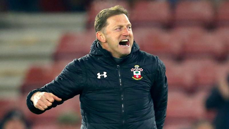 Ralph Hasenhuttl grateful for being given time at Southampton