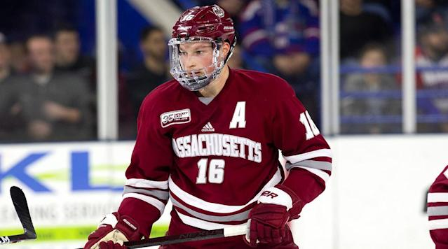 College hockey's regular season has ended and a few major names have already made the jump to the pros, but there are several NHL prospects to keep an eye on in the next few weeks.