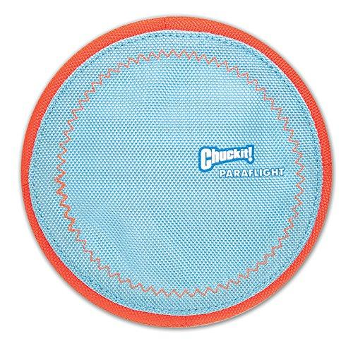 ChuckIt! Paraflight Flyer Dog Toy, Small (Orange/Blue) (Amazon / Amazon)